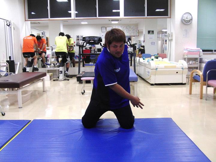 腕の振りを作る練習 その3
